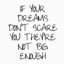 if your dreams..
